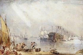 George Sidney Shepherd: Portsmouth Harbour