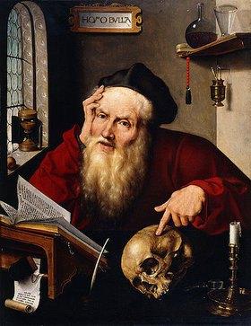 Joos van Cleve: Der heilige Hieronymus