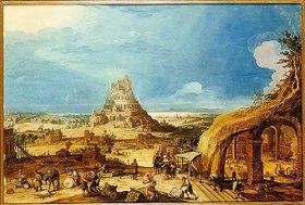 Hendrick van Cleve III: Der Turmbau zu Babel