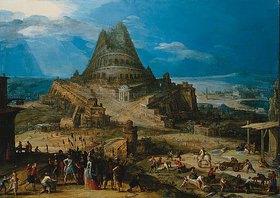 Louis de Caullery: Der Turmbau zu Babel
