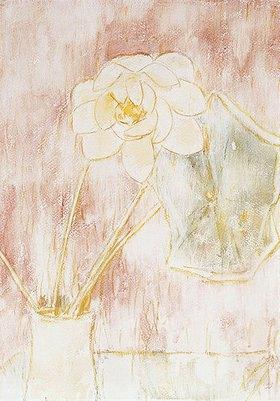 Christian Rohlfs: Lotusblüte