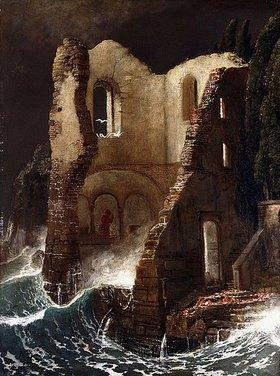 Arnold Böcklin: Die Kapelle