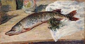 Alfred Sisley: Der Hecht