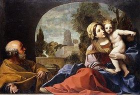 Alessandro Tiarini: Die heilige Familie