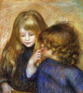 Auguste Renoir: Jean und Coco