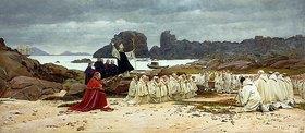 Jehan Georges Vibert: Die Rückkehr der Reliquien