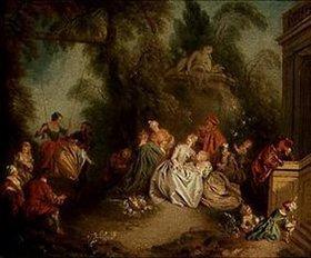 Jean-Baptiste François Pater: Die Schaukel