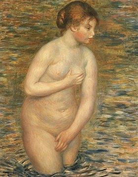 Auguste Renoir: Weiblicher Akt im Wasser