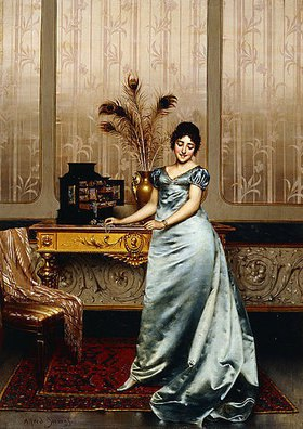 Joseph Frederick Charles Soulacroix: Der Schmuckkasten