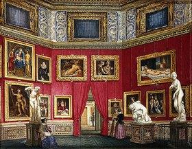Eva Hau: In der Gemäldegalerie