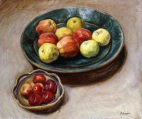 Henri Lebasque: Stillleben mit Äpfeln
