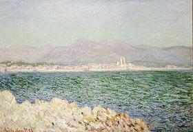 Claude Monet: Golfe d'Antibes