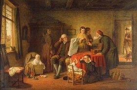 Frederick Daniel Hardy: Der Brillenhändler