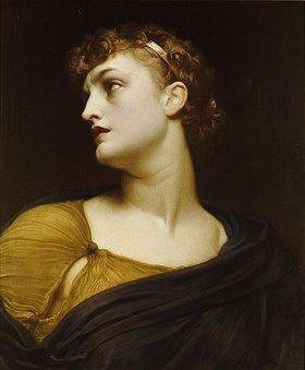 Frederic Leighton: Antigone