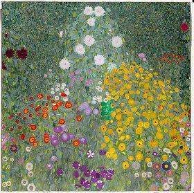 Gustav Klimt: Bauerngarten