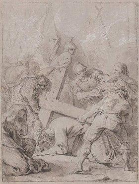 Pierre Subleyras: Kreuztragung Christi