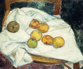 Armand Seguin: Stillleben mit Äpfeln (Nature Mort au Pommes)