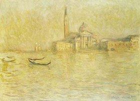 Claude Monet: Venedig, San Giorgio Maggiore