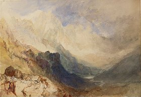 Joseph Mallord William Turner: Im Aostatal