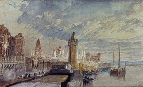 Joseph Mallord William Turner: Mainz am Rhein