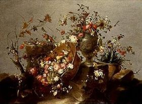 Francesco Guardi: Blumenstilleben