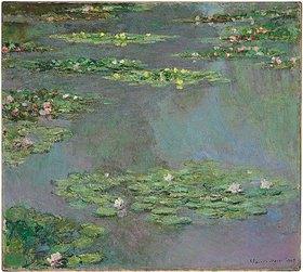 Claude Monet: Nymphéas (Seerosen)