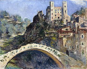 Claude Monet: Dolceacqua