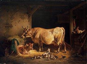 Johann Friedrich Voltz: Gute Nachbarn