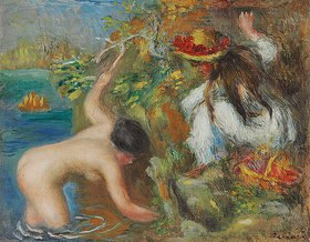 Auguste Renoir: Badende (Baigneuses)