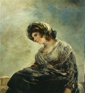 Francisco José de Goya: Das Milchmädchen von Bordeaux