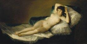 Francisco José de Goya: Die nackte Maj