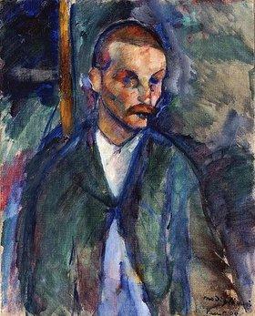 Amadeo Modigliani: Der Bettler von Livorno (Mendiant de Livorne)