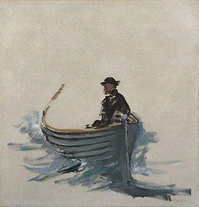 Edouard Manet: Studie für 'Rocheforts Flucht'  (Etude pour l'Evasion de Rochefort)