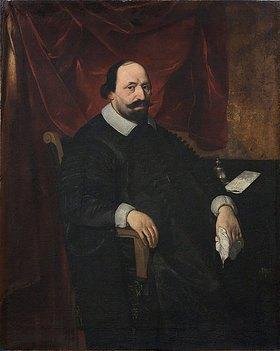 Gerard Douffet: Bildnis Ferdinand Wittelsbach, Herzog von Bayern,Kurfürst und Erzbischof von Köln. Nach