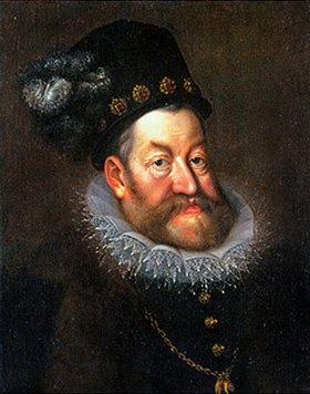 Hans von Aachen: Kaiser Rudolph II. (1552-1612)