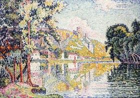 Paul Signac: Les Andelys, Le Château Gaillard