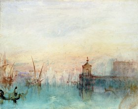 Joseph Mallord William Turner: Venedig mit erster Mondsichel