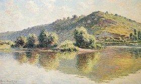 Claude Monet: Die Seine bei Port-Villez
