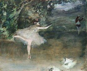 Edgar Degas: Der Spitzentanz (Les Pointes)