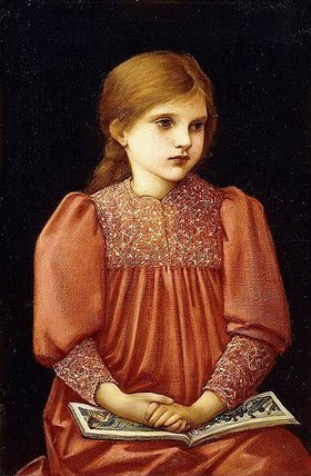 Sir Edward Burne-Jones: Little Dorothy Mattersdorf