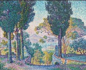 Paul Signac: Sainte-Anne (Saint-Tropez)