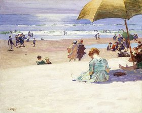 Edward Henry Potthast: Hourtide