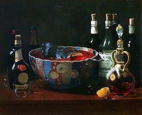 Soren Emil Carlsen: Stillleben mit Flaschen