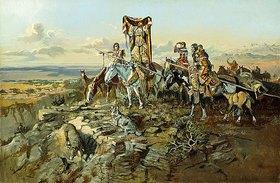 Charles Marion Russell: Im Gefolge der Jäger