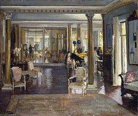 Sir John Lavery: Der Salon, Falconhead