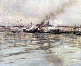 Giovanni Boldini: Ansicht von Venedig