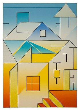 Ludwig Gebhard: Häuser