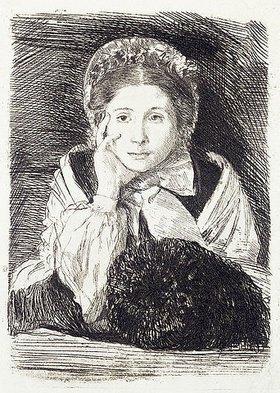 Edgar Degas: Marguerite