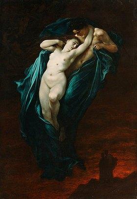Gustave Doré: Francesca da Rimini und Paolo