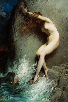 Gustave Doré: Andromeda